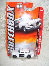 MATCHBOX '56 BUICK POLICE CAR MBX HEROIC RESCUE 2012