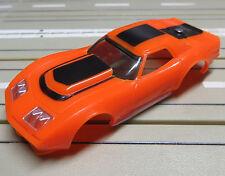 Für H0 Slotcar Racing Modellbahn--   Corvette Karosserie