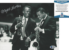WAYNE SHORTER JAZZ SAXOPHONE ICON SIGNED AUTHENTIC 8x10 PHOTO 4 BECKETT BAS COA