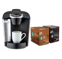 Keurig K-Classic K50 Coffee Maker With Starbucks 48 Count Pod Bundle