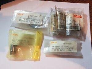 Mazak CNC parts large lot over 20 items