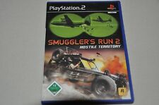 PLAYSTATION 2 gioco-Smuggler 'S RUN 2-fuoristrada RUNNER tedesco completo ps2 OVP