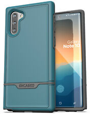 Samsung Galaxy Note 10 Rugged Case Protective Full Body Cover - Blue
