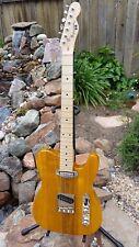 "Pairadice Musician's Supply Co. ""Tele Style"" Swamp Ash Custom Electric Guitar"