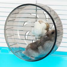 Plastic Hamster Running Wheel Rat Hamster Exercise Wheel Silent Spinner