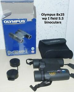 Olympus 8x25 WP1 binocular cased & boxed, used a little