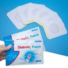 60pcs/10Bags Natural Herbs Diabetic Patch Reduce High Blood Sugar Plaster