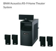 BNW Acoustics RS-9 Home Theater System