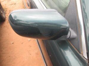 BMW E38 7 series door wing mirror green right drivers side power door mirror
