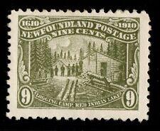 #94 Newfoundland Canada mint well centered
