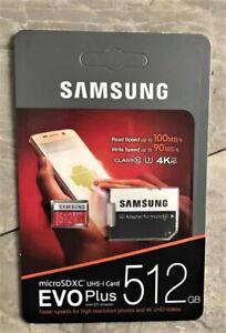 Micro SD Speicherkarte 128gb 256gb 512gb DSLR Kamera Samsung GoPro Android