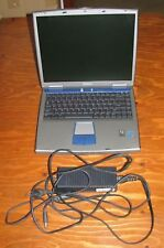 """DELL INSPIRON 5150 15"""" INTEL PENTIUM 4  HOME LAPTOP Windows XP Selling AS IS"""