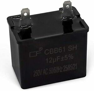 W10662129 Refrigerator Capacitor for Whirlpool, Sears, AP6023677, PS11757023,