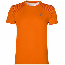 Asics Performance Fuzex Tee camiseta de Hombres running Deportiva Fitness Sport