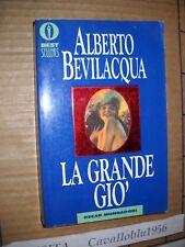 LIBRO - LA GRANDE GIO' -  1° ED. OSCAR  MONDADORI 1991 - NUOVO MA