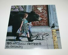 CHAD SMITH RED HOT CHILI PEPPERS SIGNED 'THE GETAWAY' ALBUM FLAT PHOTO w/COA