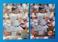 CAL RIPKEN JR.(Orioles) - 1994 Donruss #40 Special Edition & Base Lot HOF (MINT)