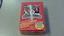 1989 Pro Set Football Series 2 box - Tons of Rookies including Aikman & Sanders!