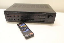 Yamaha Integrated Stereo Amplifier AVC-50 Dolby Surround +Remote