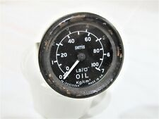 CLASSIC SMITHS OIL PRESSURE GAUGE FITS CLASSIC  VINTAGE CARS