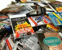 300 Unopened Hockey Cards in Packs of Vintage NHL Cards From the 1990's