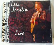 Lisa Martin: Live (Red Lion, 2007) (cd4371)