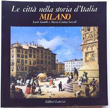 Lucio Gambi M.C. Gozzoli Le città nella storia d'Italia Milano Laterza 1997