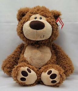 "NWT GUND Teddy Bear RAMON Plush Stuffed Animal, Honey Beige, 18"" Adorable!"
