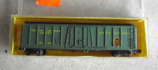 Vintage N Scale AHM Minitrains REA Reefer Car in Box 4454F