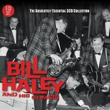 Bill Haley And His Comets - The Absolutely Essential 3 x CD Collect (NEW 3 x CD)