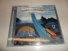 Cd   The Goden Gospel singers - Heavens Highway