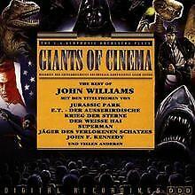 Giants of Cinema von Los Angeles Symphony Orchestra | CD | Zustand sehr gut