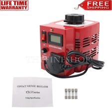 Aps 500w 05kw 220v Variac Varia Transformer Voltage Regulator Powerstat 0 250v