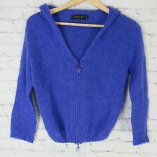 Twin Set Simona Barbieri Sweater Womens Small Purple