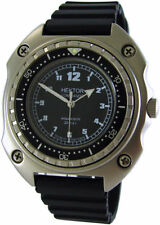 Héctor mando Germany señores reloj Náutico vintage Design diver watch 200m 20atm