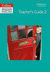 Cambridge International Primary English Teacher's Book 2  Joyce Vallar PB 2016