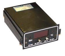 OMEGA RHCN-1C RELITIVE TEMPERATURE/HUMIDITY CONTROLLER 115 VAC
