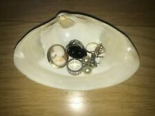Jewelry Dish made from 200 Year Old Ocean Northeast Quahog.