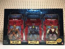 MOTU Commemorative 5 pack with Prince Adam Masters of the Universe