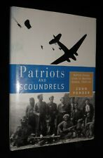Patriots and Scoundrels Behind Enemy Lines in Wartime Greece 1943-44 | HB 1997