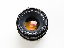 Canon 50mm f1.8 S.C. Standard Prime Lens for Canon FD Mount
