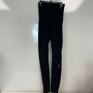 Adidas by Stella McCartney Black TruePurpose Compression Leggings Size XS $120