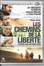 DVD ZONE 2--LES CHEMINS DE LA LIBERTE--STURGESS/HARRIS/RONAN/FARRELL/WEIR