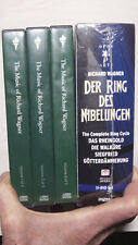 Richard Wagner Complete Ring Cycle on 11 DVDs & 24 Great Courses Lectures, Etc.