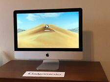 "Apple iMac 21.5"" 2013 3.1GHz Quad Core i7 16GB RAM 512GB SSD BUNDLE!"