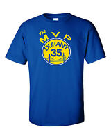 "Golden State Warriors Kevin Durant ""KD MVP""  jersey T-shirt  S-5XL"