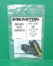 Easton Precision 1816 Carbon RPS Point Inserts - New Pack