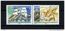 caledonia ca 2009 caledonie museum ships expo la perouse bateau 2v se tenant mnh