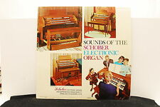 """""""Sounds Of The Schober Electronic Electronic Organ"""" LP"""