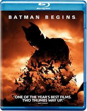 [Blu-Ray] Batman Begins, original US Region A, new